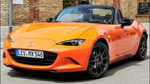 2019 Mazda MX-5 30th Anniversary - Iconic Sports Car