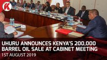 Kenya Joins League of Oil Producing Countries