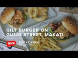 Edgy Meets Fancy at GILT Burger