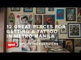 12 Great Places for Getting a Tattoo in Metro Manila