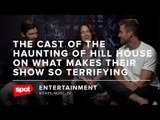 The Cast of The Haunting of Hill House on What Makes Their Show So Terrifying