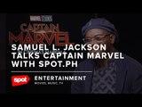 Samuel Jackson Talks Captain Marvel With Spot.ph