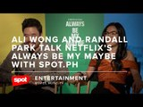 Ali Wong and Randall Park Talk Netflix's Always Be My Maybe With SPOT.ph