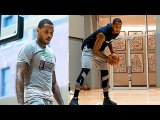 Carmelo Anthony Goes CRAZY In Practice But NBA Teams Don't Care-
