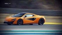 2016 McLaren 570S Coupe - Test Drive on Racetrack