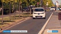 Automobile : les convertis de l'électrique