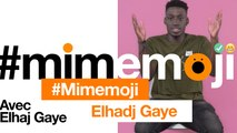 #Mimemoji - Elhadj Gaye - Orange