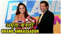 Amruta Khanvilkar | अमृता बनली Brand ambassador | Khatron Ke Khiladi 10
