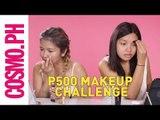 We Do The P500 Makeup Challenge