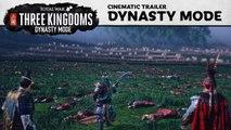 Total War: Three Kingdoms - Trailer Mode Dynasty