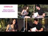 Marian Rivera and Dingdong Dantes: The Cosmo Couple Challenge!