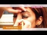 Beauty Cheat Sheet: How To Nail The Smokey-Eyed Look