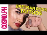 Bretman Rock Shows Off His Tattoos