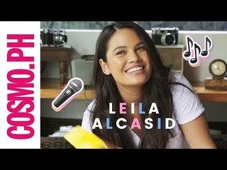 Leila Alcasid Sings Songs By Ogie And Regine