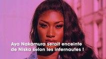 Aya Nakamura : les internautes sont certains qu'elle est enceinte de Niska