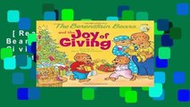 [Read] Berenstain Bears and the Joy of Giving The (Berenstain Bears/Living Lights)  For Free