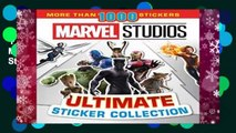 Full E-book  Ultimate Sticker Collection: Marvel Studios: With More Than 1000 Stickers  Best