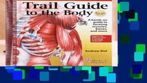 About For Books  Trail Guide to the Body: How to Locate Muscules, Bones and More (Revised 5th