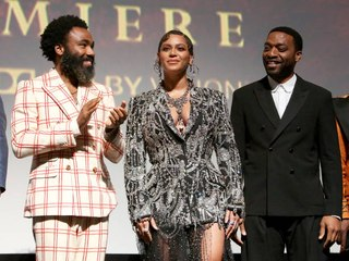 Donald Glover Intimidated by Beyoncé?