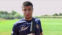 """Mohamed Sahnoune avant Toulon Béziers: """"On repart à zéro et on réécrit une histoire"""""""