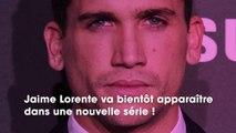 Après La Casa de Papel et Elite, Jaime Lorente bientôt star d'une nouvelle série