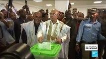 El Ghazouani, militaire de carrière, soufi et nouveau président de la Mauritanie