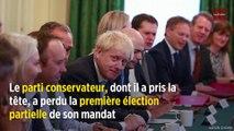 Royaume-Uni : Boris Johnson connaît son premier revers électoral
