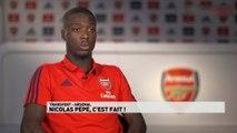Nicolas Pépé à Arsenal, c'est fait !