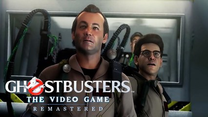 Ghostbusters: The Video Game Remastered - Official Reveal Trailer