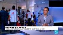 """""""Déferlement de violence au Yémen"""" : 19 soldats tués dans une nouvelle attaque"""