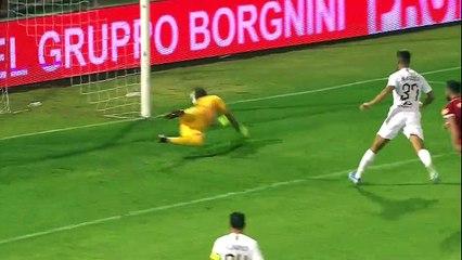 Gli highlights di Perugia-Roma 1-3 (2/08/2019)