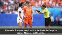 UEFA - Stéphanie Frappart arbitrera la Super Coupe Liverpool - Chelsea