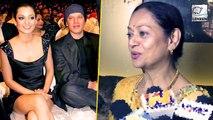 Zarina Wahab Comments On Kangana Ranaut & Aditya Pancholi's Fight