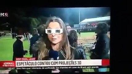 Rui Reininho deu a melhor entrevista após o concerto dos Kraftwerk