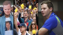 Ashes 2019 : Steve Smith On Boos From Edgbaston Crowd After Ashes Hundred || Oneindia Telugu