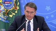 Brésil: Jair Bolsonaro explique pourquoi il a annulé sa rencontre avec Jean-Yves Le Drian