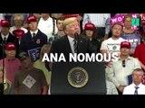 Trump a du mal avec la tribune anonyme (et avec le mot aussi)
