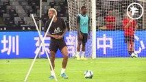 Alerte au pied droit pour Neymar