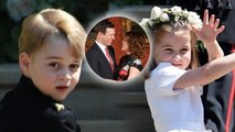 Prince George - Princess Charlotte To Be Pageboy And Bridesmaid At Princess Eugenie's Wedding