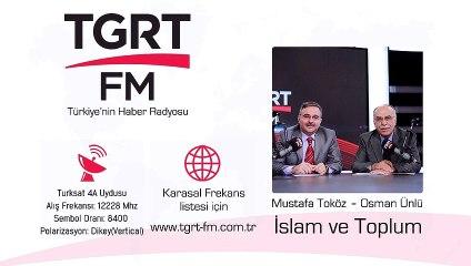 İslam Ve Toplum 20190731