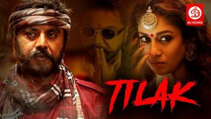 TILAK | Telugu Full Length Movie | Sarath Kumar & Nayanatara