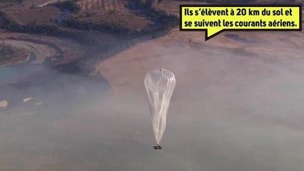Loom : Le ballon S.O.S internet