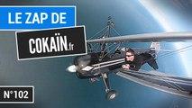 Le Zap de Cokaïn.fr n°102