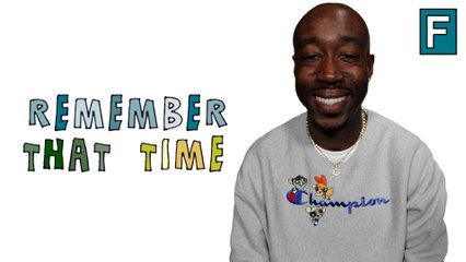 Freddie Gibbs remembers an unlikely going away gift