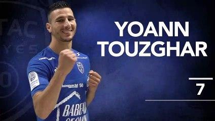 Yoann Touzghar prolonge de deux saisons !