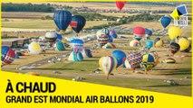 Grand Est Mondial Air Ballons : la Meurthe-et-Moselle à l'honneur