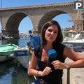 OM-Naples : l'avant-match de Laurie Samama