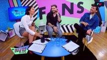 Juampi Gonzalez en MTV Fans En Vivo