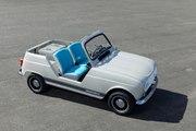 Innovation : Renault lance la 4L électrique