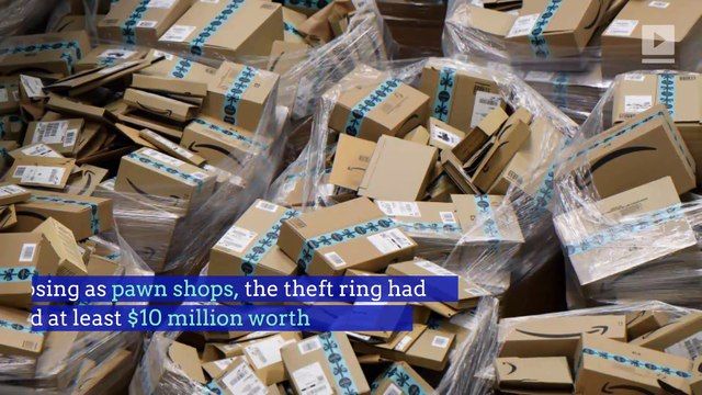 FBI Uncovers Major Theft Ring Involving Amazon Drivers